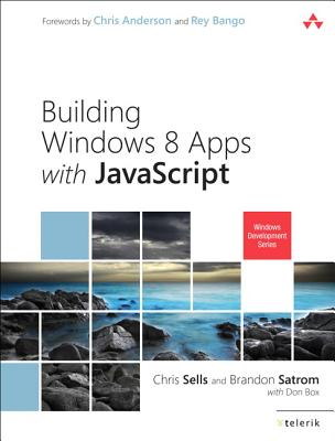 Building Metro Applications in Windows 8 With Javascript By Sells, Chris/ Satrom, Brandon